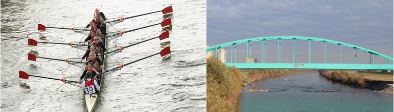 Zagreb ‑ Eights on Sava